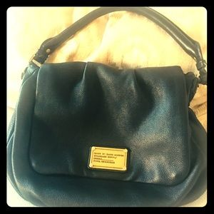 Marc by Marc Jacobs black genuine leather bag
